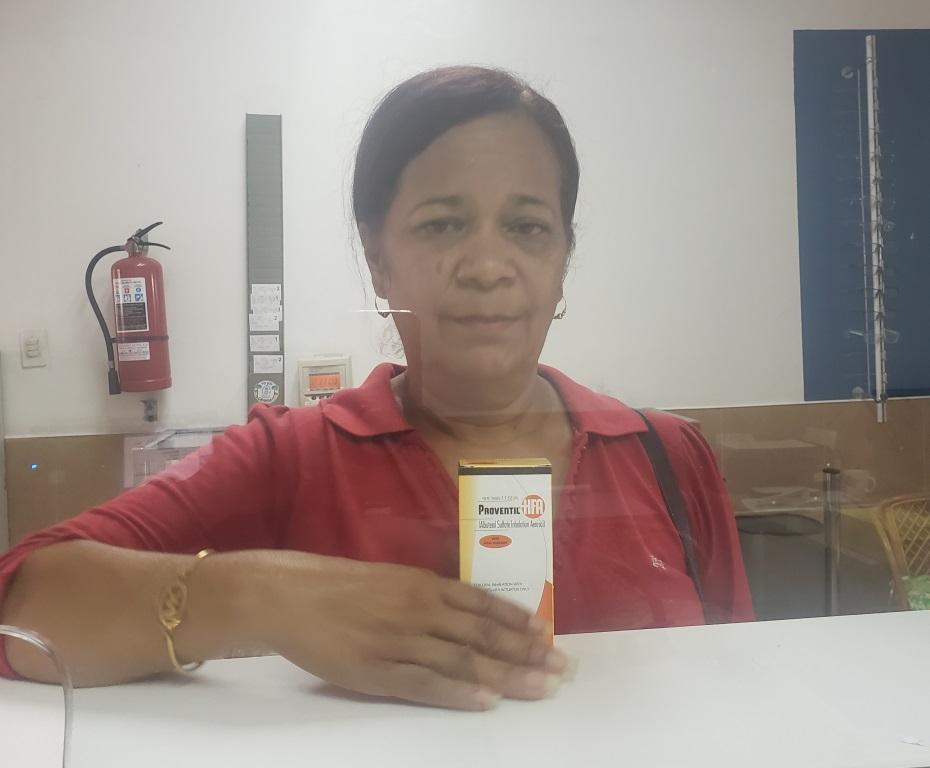 Donación de medicamentos